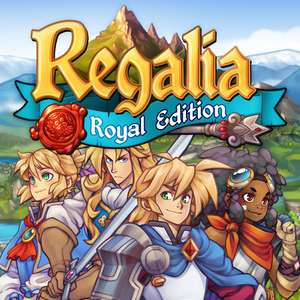 Regalia: Of Men and Monarchs - Nintendo Switch eShop Russland