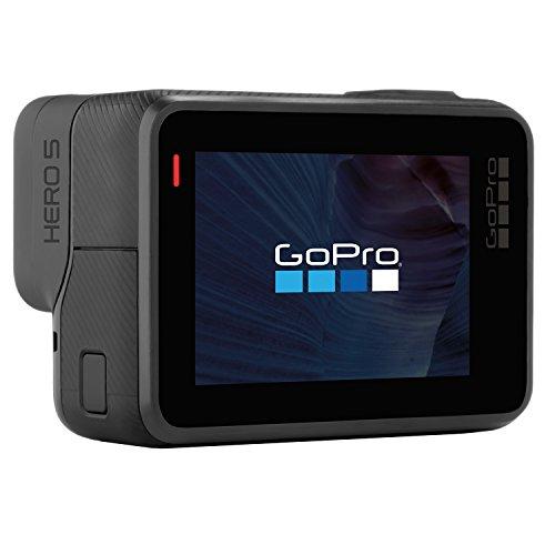 GoPro HERO5 Action Kamera (12 Megapixel) schwarz/grau für 249 Euro bei Amazon