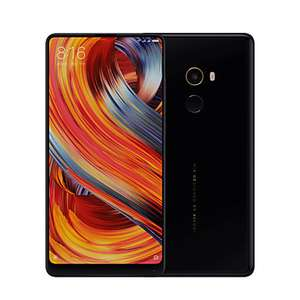 Xiaomi MI MIX2 Global Version 5,99  Zoll 4G Smartphone (6GB + 64GB 12 MP Qualcomm Snapdragon 835 3400 mAh)