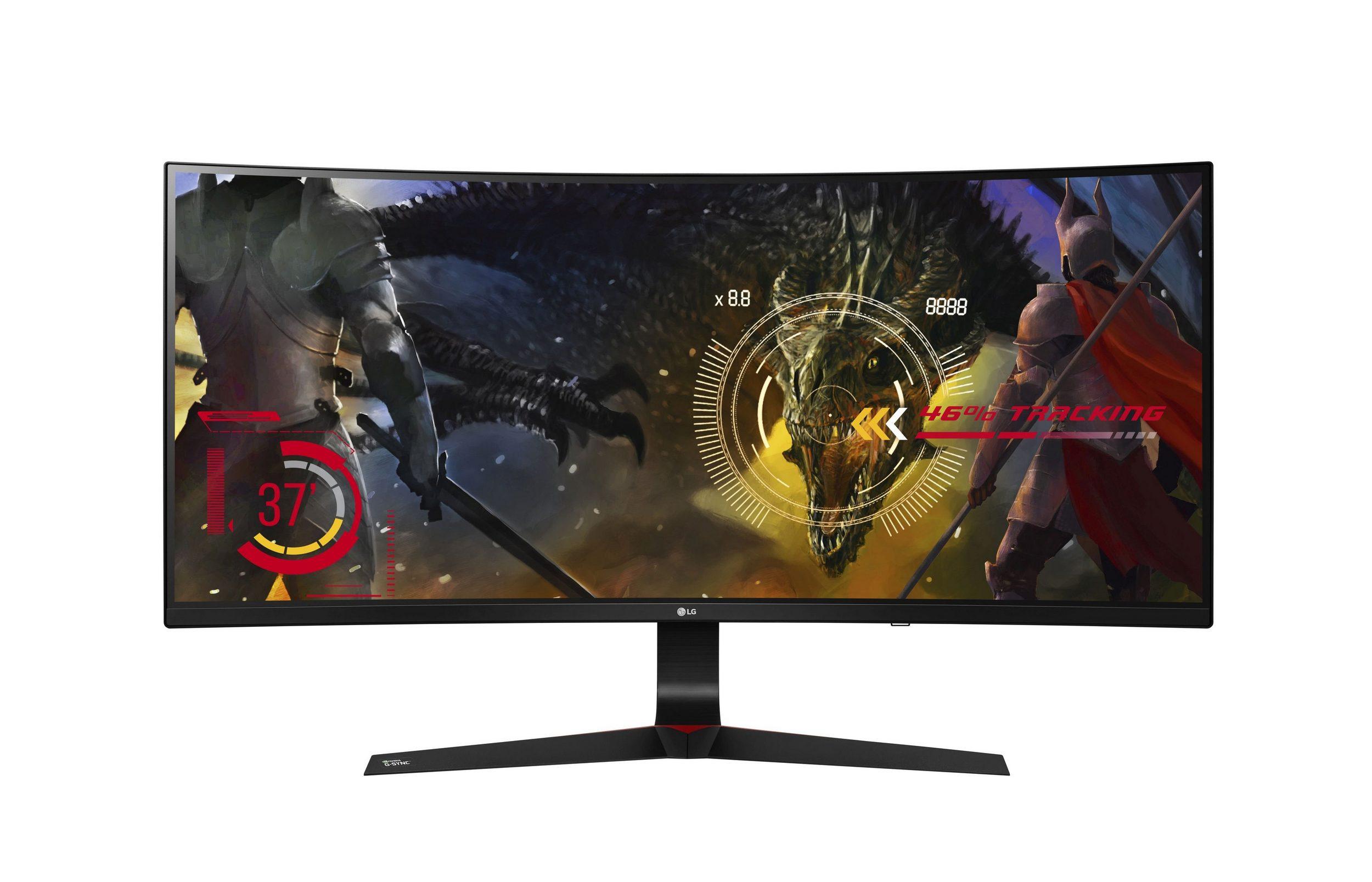 """34"""" Monitor LG 34UC89G - Curved UltraWide, 2560 x 1080 IPS, 144Hz, G-Sync + Farcry 5; ab 509 EUR möglich"""