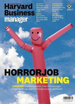 Harvard Business Magazin Abo 1 Jahr für 159€ mit 110€ BestChoice-Gutschein