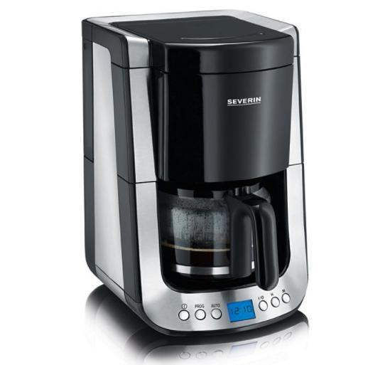 Ab 18 Uhr: 10% extra Rabatt auf den Sale von Netto, z.B. Severin KA 4460 Kaffeeautomat mit Timer Supreme