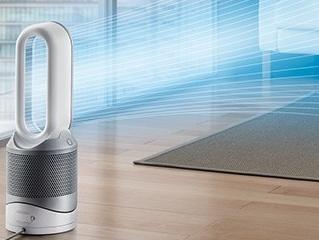Ventilator Heizlüfter Luftreiniger Dyson Pure Hot+Cool (ohne WLAN)
