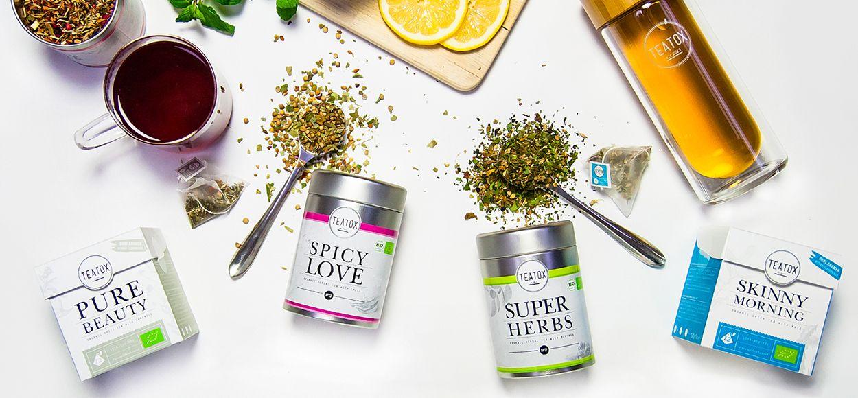 Bio-Tees & Zubehör von TEATOX ab 4,50 Euro bei Vente Privee