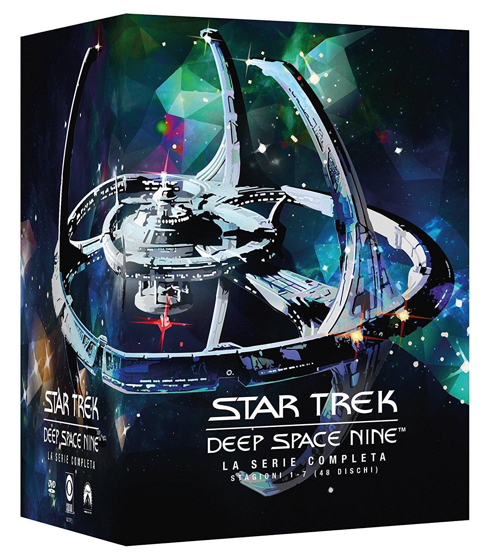 Star Trek: Deep Space Nine Die komplette Serie (48 DVDs) für 23,13€ (Amazon.it)