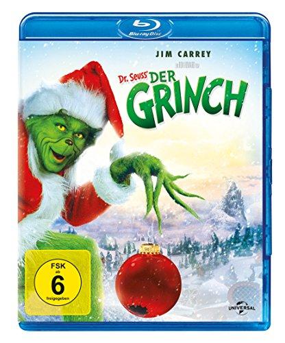 [Amazon Prime/ Dodax] Der Grinch - 15th Anniversary, 1 Blu-ray