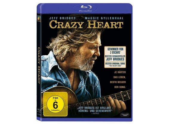 Crazy Heart (Blu-ray) für 5,21€ (Dodax)