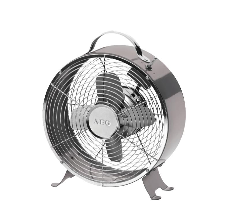 Klimageräte und Ventilatoren reduziert bei Saturn, z.B. AEG VL 5617 Windmaschine