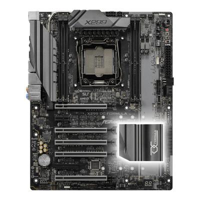 [NBB] ASRock X299 OC Formula - Motherboard - ATX - LGA2066 Socket - X299 - USB 3,1 Gen 1, USB-C Gen2, USB 3,1 Gen 2 - 2 x Gigabit LAN - HD Audio (8-Kanal) (90-MXB5T0-A0UAYZ)