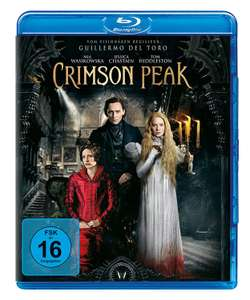 Crimson Peak (Blu-ray + UV Copy) für 6,79€ (Dodax & Amazon Prime )