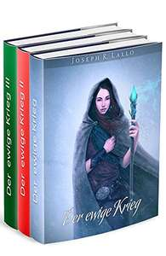 Klndle:Der ewige Krieg Gesamtausgabe (3000 Seiten Fantasy)