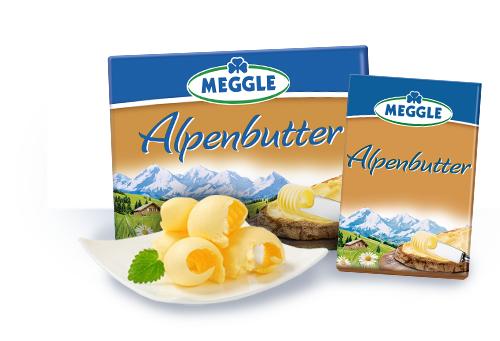 [Kaufland Paderborn] Meggle Alpenbutter 250g