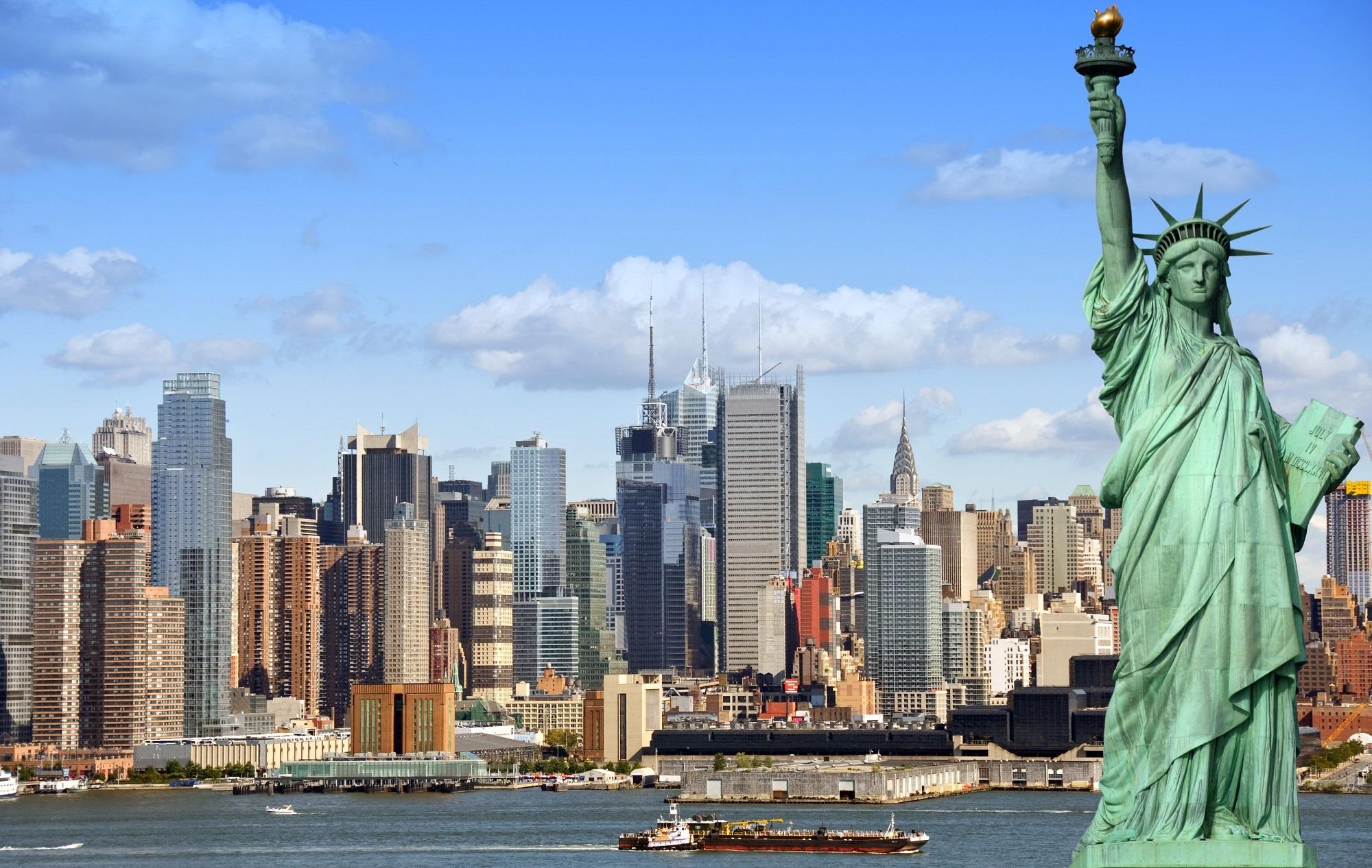 [New York] Premium Economy BSL/ZRH-JFK mit Oneworld/SkyTeam/StarAlliance Airlines im September