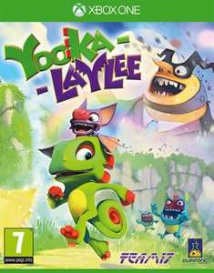 Yooka Laylee + Yooka-Laylee Photo Cards (Xbox One & PS4) für je 11,40€ (ShopTo)