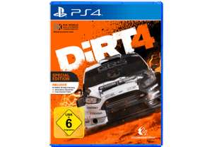 DiRT 4 - Special Edition (PS4 / XBO) für 17,99€ [Saturn]