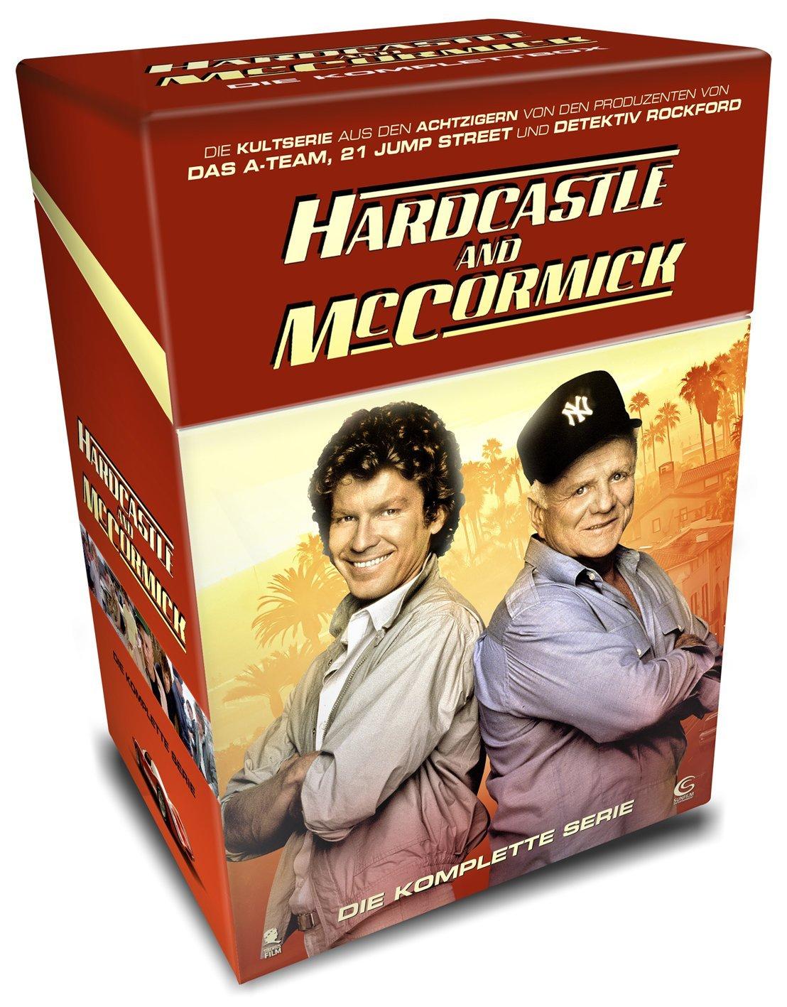 Hardcastle and McCormick - Die komplette Serie Cigarette Box (DVD) für 19,99€  versandkostenfrei (Saturn)