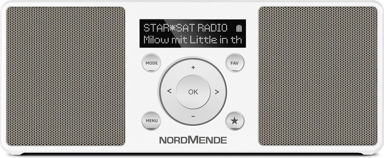 Nordmende Transita 200 - Stereo DAB+ Radio mit 10 Stunden Akkulaufzeit