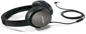 [Prime Now - Berlin] Bose QuietComfort 25 Acoustic Noise Cancelling Kopfhörer - Samsung- und Android-Geräte