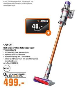 [LOKAL]Dyson Cyclone V10 Absolute