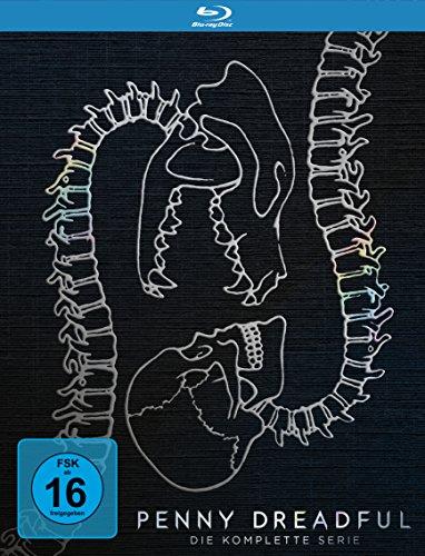 Penny Dreadful - Gesamtbox (Blu-ray) für 39,97(Amazon)