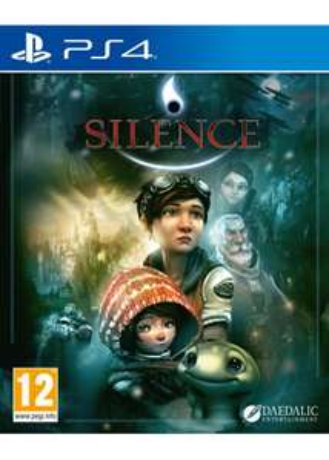 Silence (PS4) für 12,53€ (Base.com)