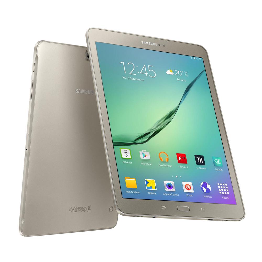 """[Schweiz Interdiscount] Samsung Galaxy Tab S2 (9.7"""", 32GB, WiFi, gold)"""