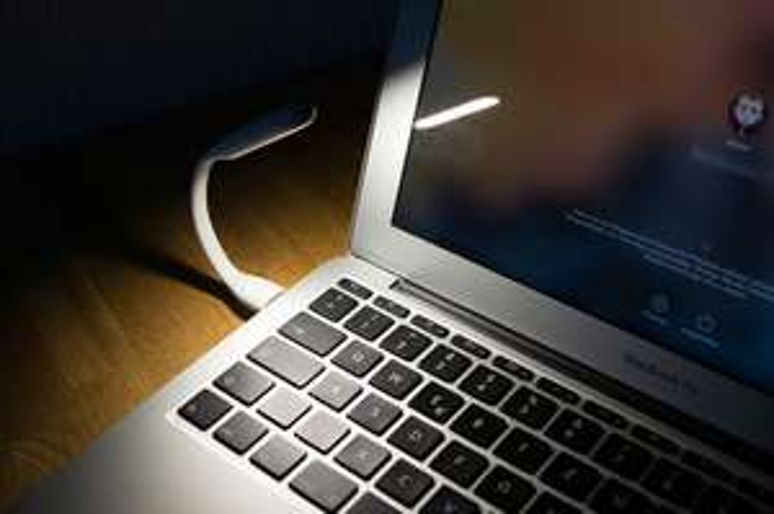 Xiaomi USB LED Licht (Verbesserte Version in weiß) [Coupon]