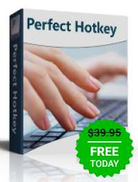 "Gratis ""Perfect Hotkey 2.4"" statt 38,58€"