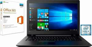 "Notebook 17.3"" Lenovo IdeaPad 110-17 - HD+, i3-7100U, RAM 8 GB, 1 TB, Radeon R5, Windows 10 + Office 365 Personal (OTTO)"