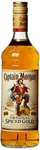 [Amazon Prime] Captain Morgan Original Spiced Gold 0,7l