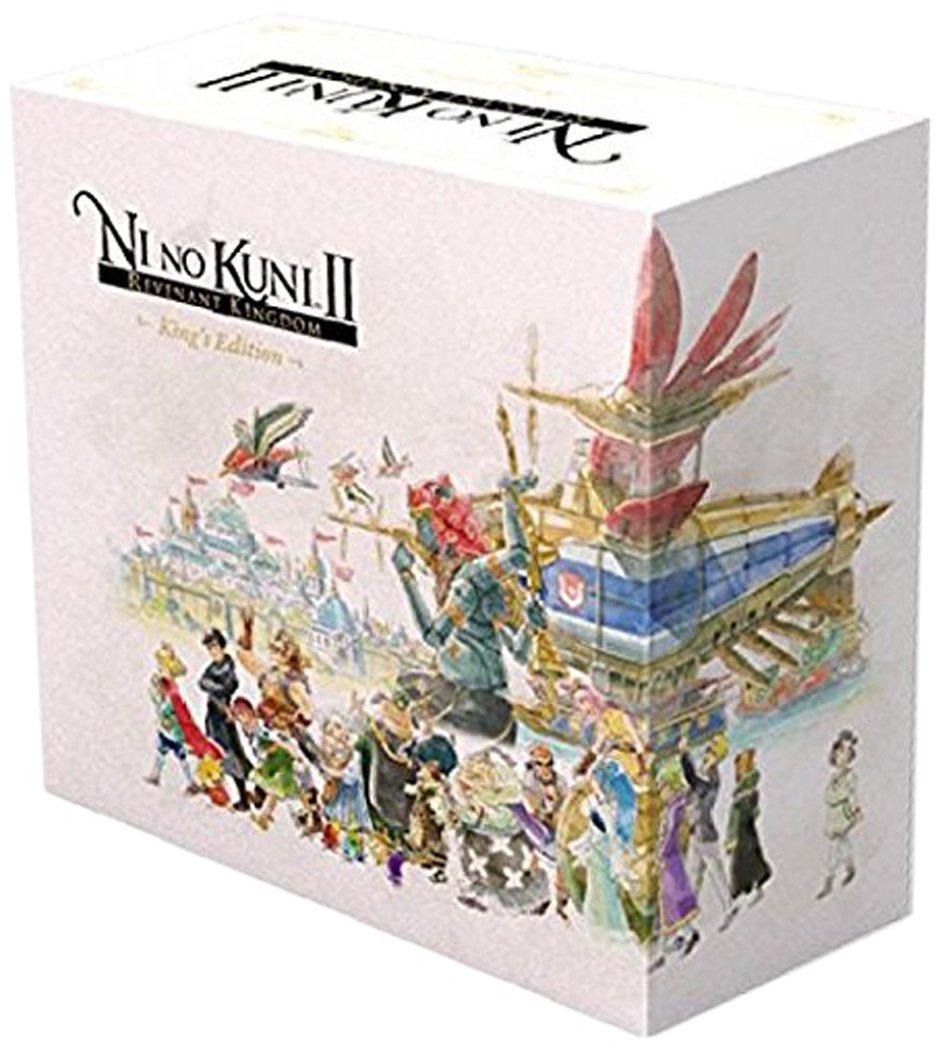 Ni No Kuni II: Schicksal eines Königreichs - King's Edition (PS4) für 94,29€ (Jumpstore)