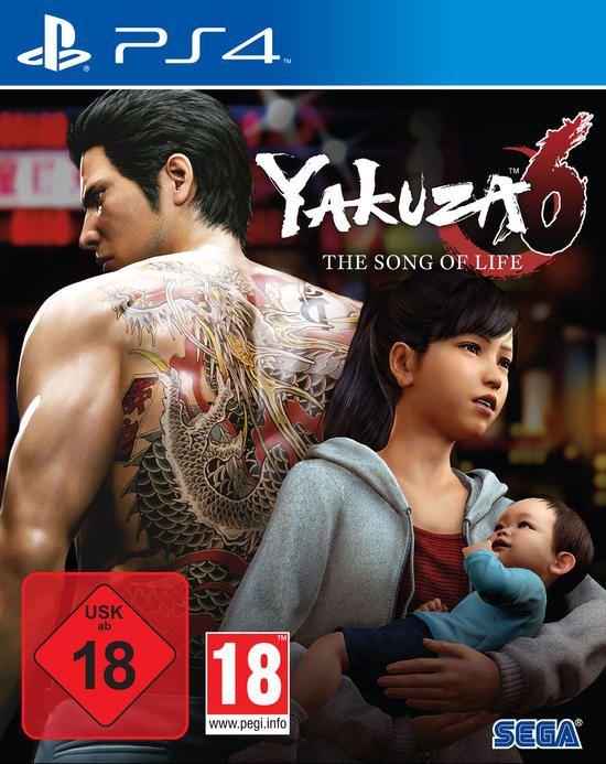 [Base.com] Yakuza 6: The Song of Life - Essence of Art Edition