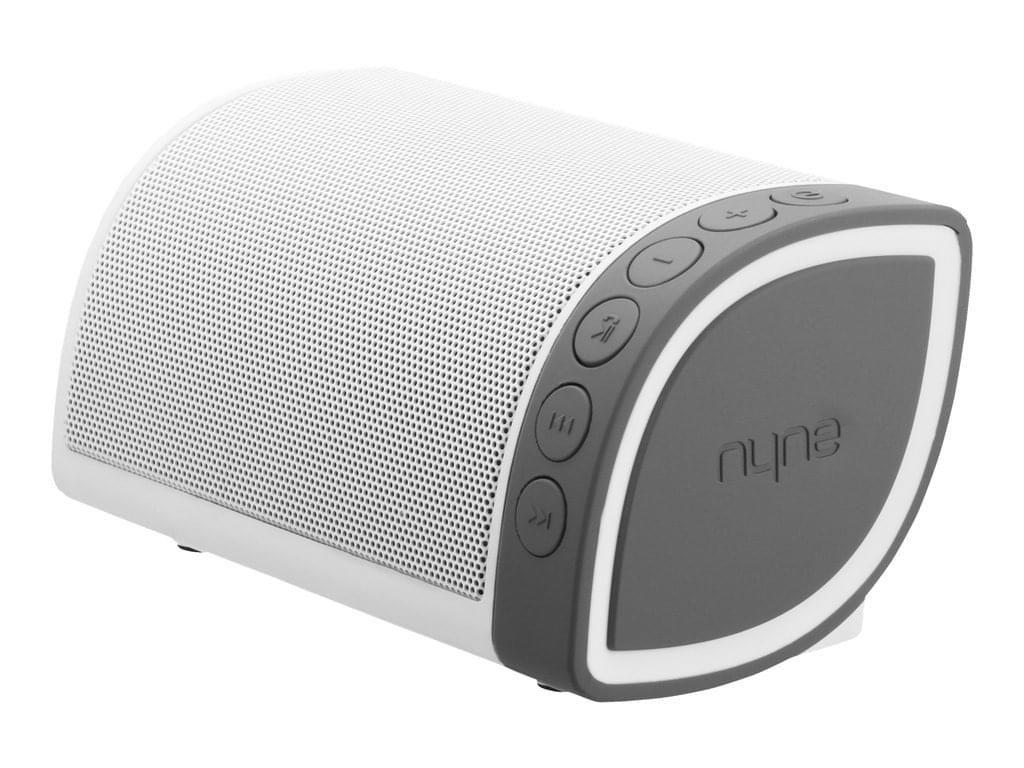 NYNE Cruiser, 2.0 Kanäle, Verkabelt & Kabellos, NFC/Bluetooth/3.5 mm, 10 m, Tragbarer Stereo-Lautsprecher