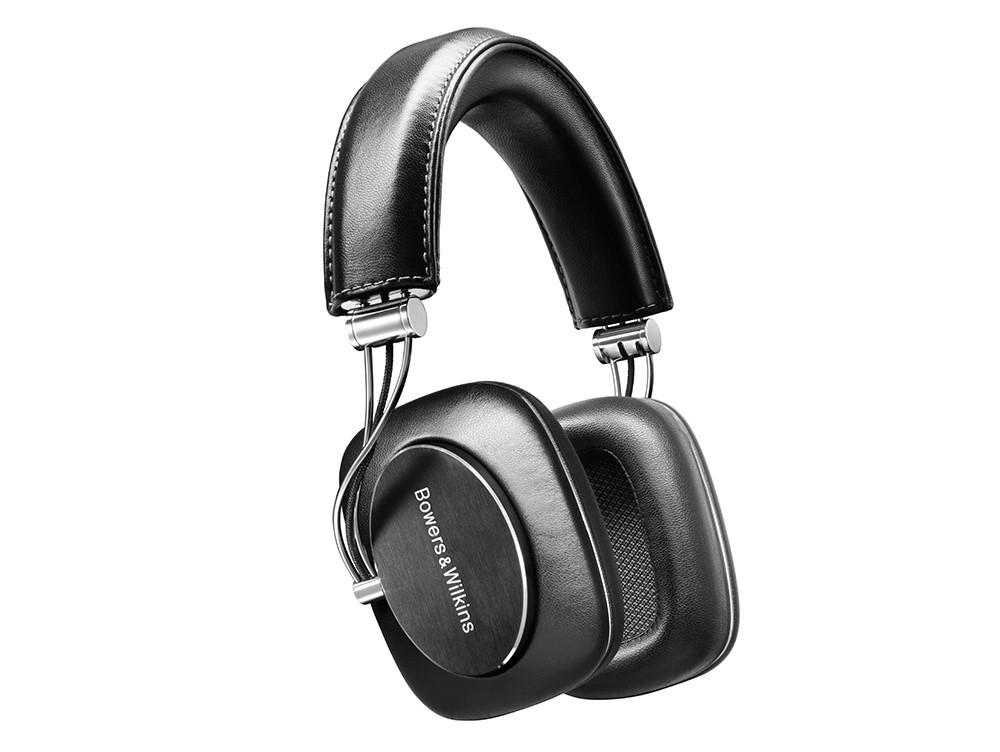 (Lokal - Gravis) Bowers & Wilkins P7 mobiles Hi-Fi Over-Ear-Headset, faltbar, MFI-Kabel, schwarz