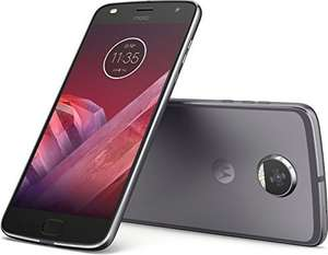 Moto Z2 Play in schwarz mit 64GB - Amazon Italien Warehouse Deals