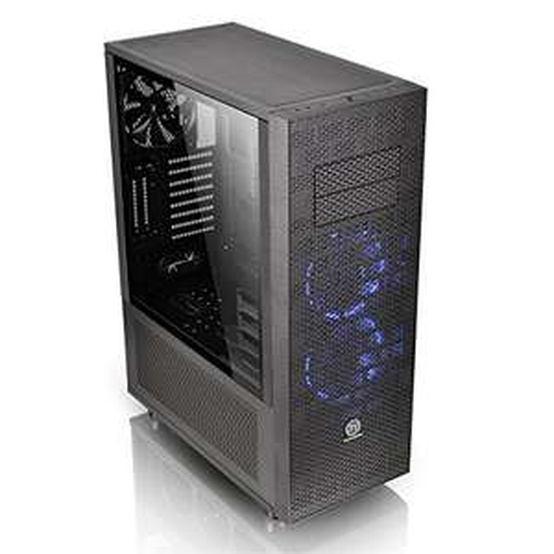 Thermaltake Core X71 TG (Tempered Glass) PC-Gehäuse für 127,96€ [amazon]