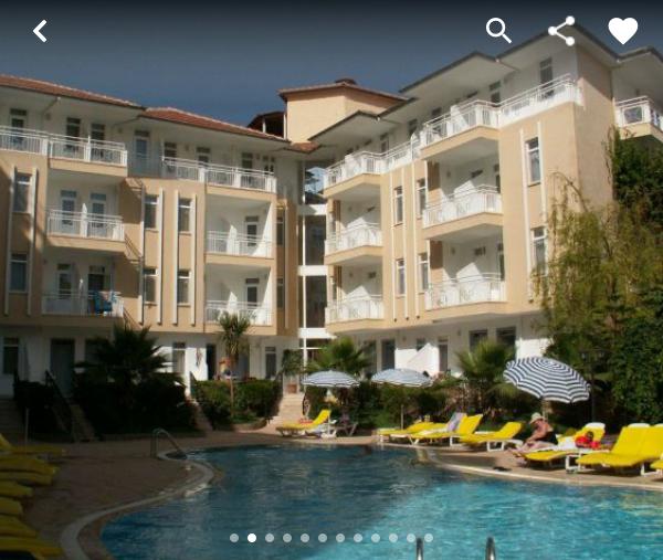 7 Tage Alanya Hotel Artemis Princess 4* für 2 Personen, Ai, Transfer (86% 5,1/6) 212,41€ pro Person