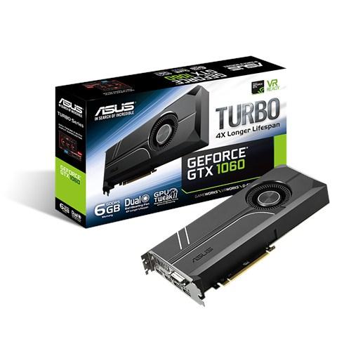 Asus GeForce GTX 1060 6GB Turbo für 294,10€ bei Mindfactory