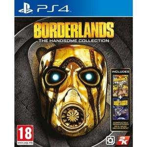 Borderlands: The Handsome Collection (PS4) für 17,30€ (Base.com)