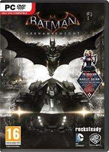 Batman: Arkham Knight (Steam) für 2,46€ (CDKeys)
