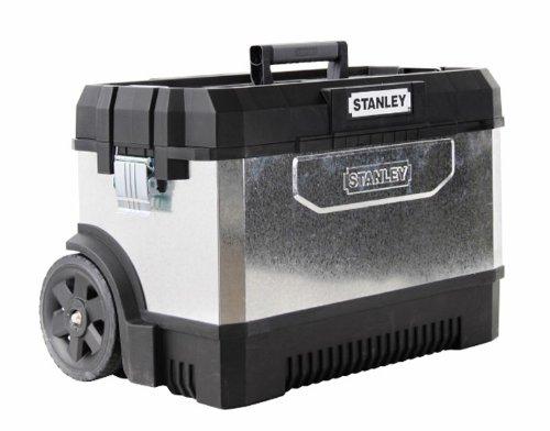 Stanley Verzinkte Werkzeugtruhe (mit Rollen, 66 cm) amazon.de. Vorbestellbar