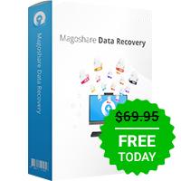 Magoshare Data Recovery 2.1 (Win&Mac) (Lifetime) gratis statt 74,15€