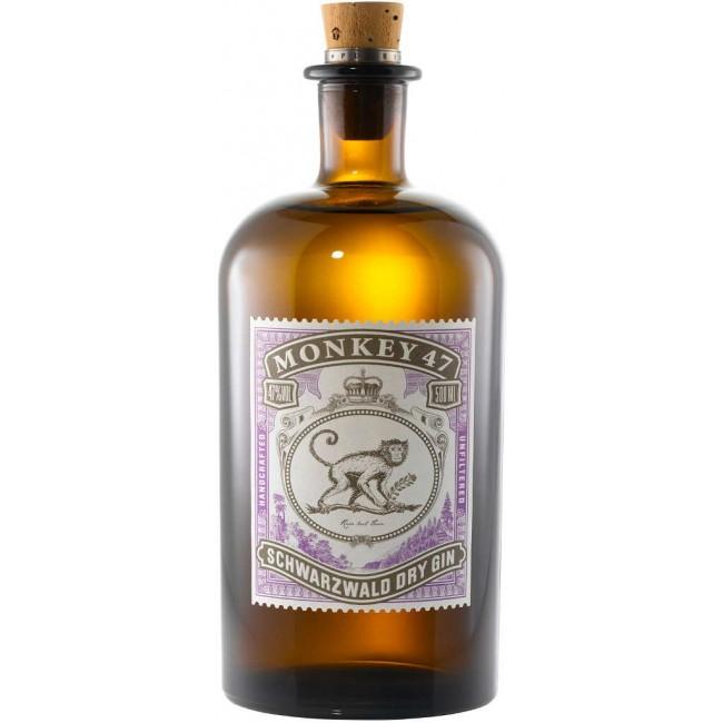 [Belvini.de] 3x Monkey 47 Dry Gin versandkostenfrei mit Gutschein (25,90€ / 0,5l) *Update*
