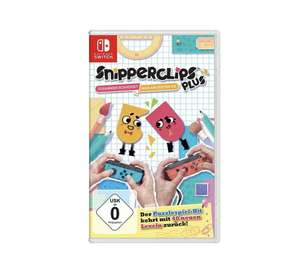 Real Onlineshop Snipperclips Plus für Nintendo Switch