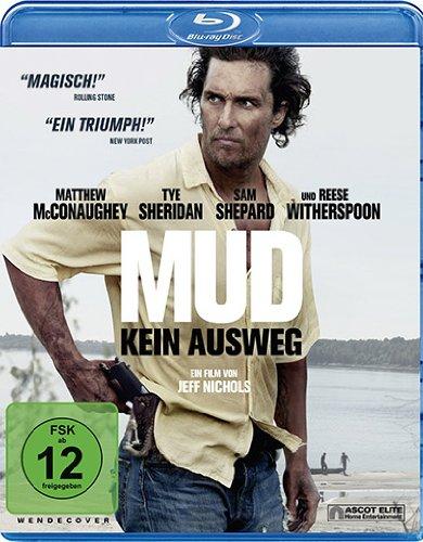 Mud - Kein Ausweg (Blu-ray) für 3,66€ (Dodax)