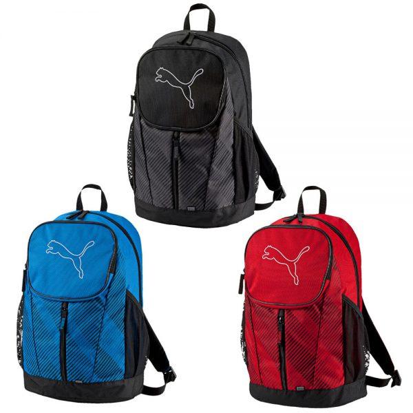 Puma Echo Backpack Rucksack Sporttasche mit gepolstertem Laptop-Fach