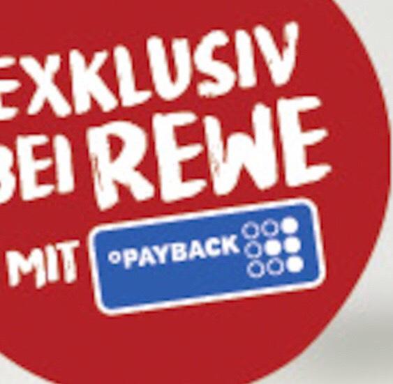 Rewe/Payback 3 mal 10-Fach Coupon bei Einlösung von Punkten