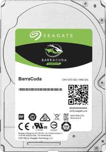 "Seagate BarraCuda 4TB 2,5"" (recertified)für 99,90€ [eBay]"