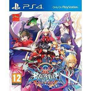 BlazBlue: Central Fiction (PS4)