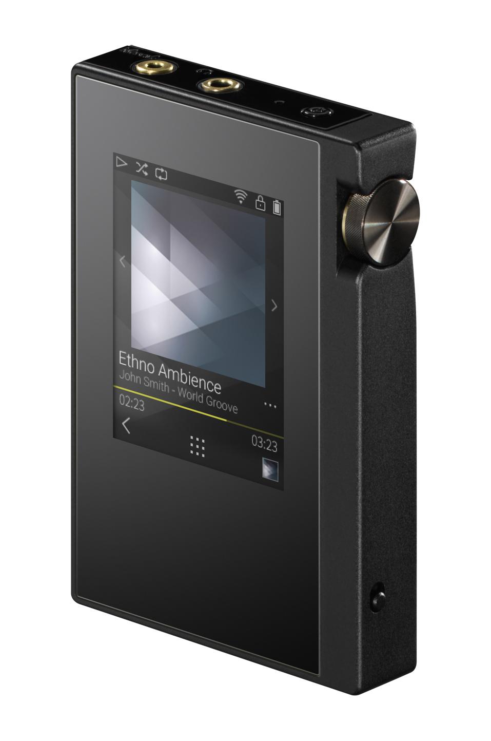 Onkyo DP-S1 - digitaler Hi-Res Audio-Player